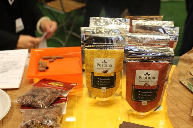 Stand republique dominicaine chocolat