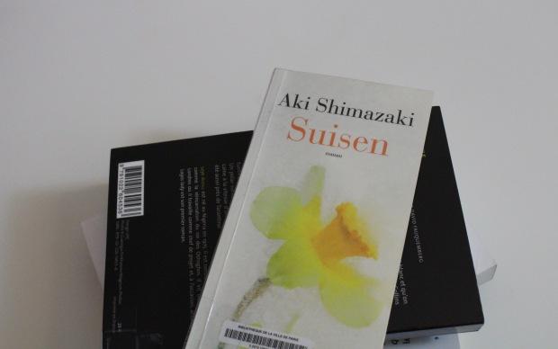 suisen aki shimazaki livre auteur japonais